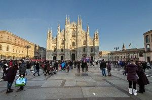 Milano-Piazza-Duomo
