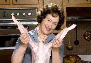 Meryl Streep dans 'Julie & Julia'