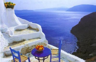 Greek Isles by Georges Meis  http://www.easyart.com/scripts/zoom/zoom.pl?pid=52816